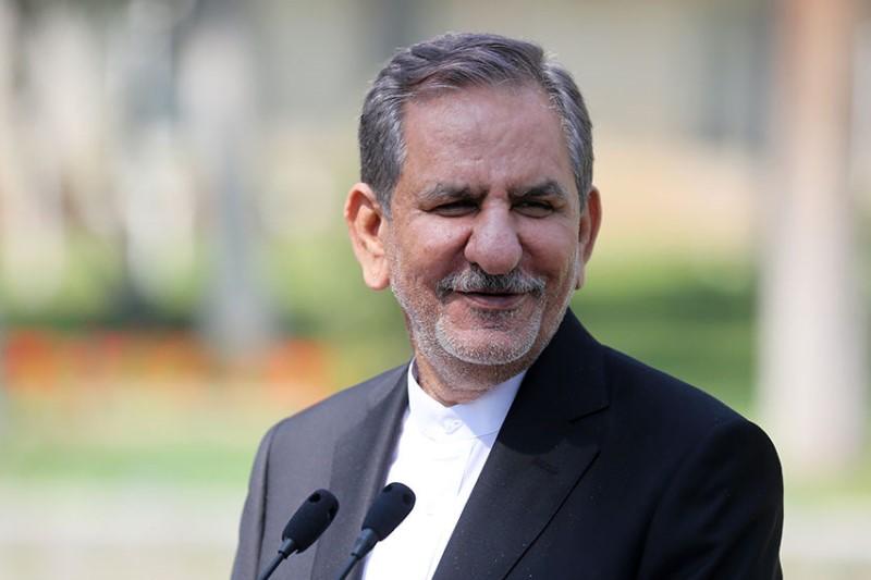 معاون اول رئیس در صورت فینالیست شدن تیم ایران به امارات میرود