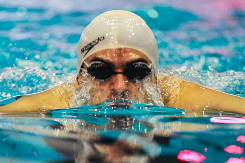 مرحله دوم لیگبرتر شنا برگزار شد +عکس
