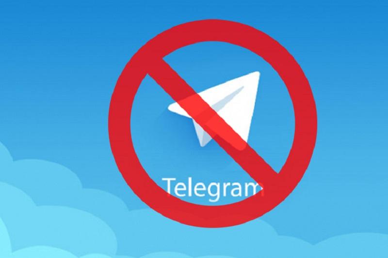 فعالیت دستگاههای دولتی در تلگرام منع قانونی دارد