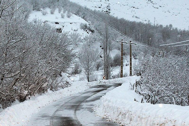 پیشبینی کولاک برف و  هشدار سیلاب در تهران