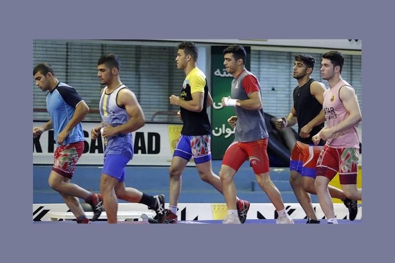 دومین اردوی تیم ملی کشتی فرنگی ۱۰ بهمن برگزار میشود