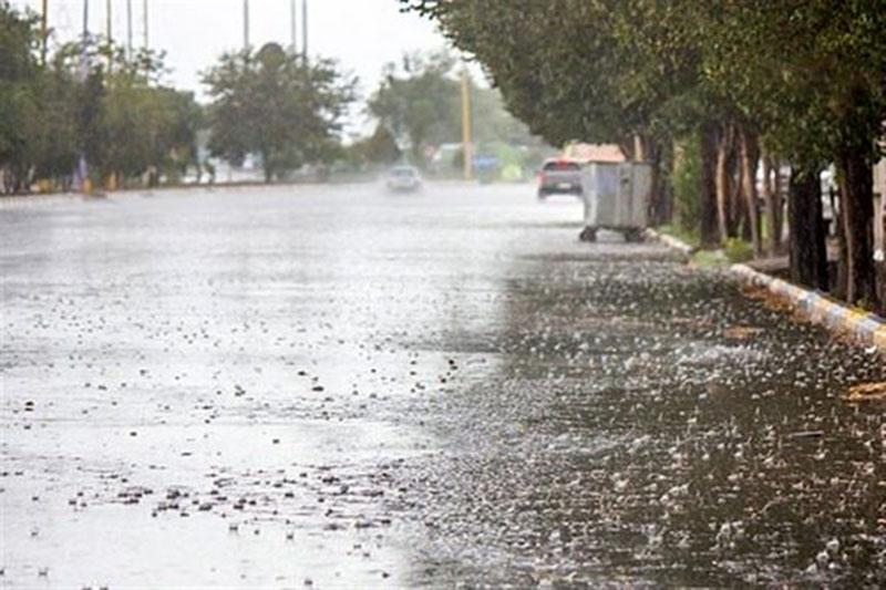 احتمال بارش باران در شهرستان پلدختر