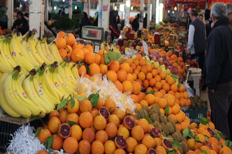 بازار میوه تا ایام پایانی سال نوسان چندانی نخواهد داشت