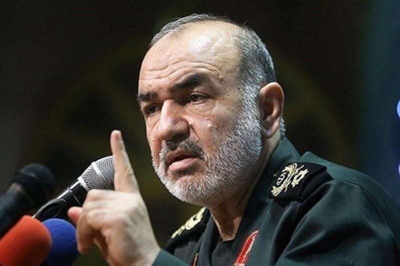 هرجا دشمن علیه ایران حرکتی کند لشکری از همان منطقه مقابل او می ایستد