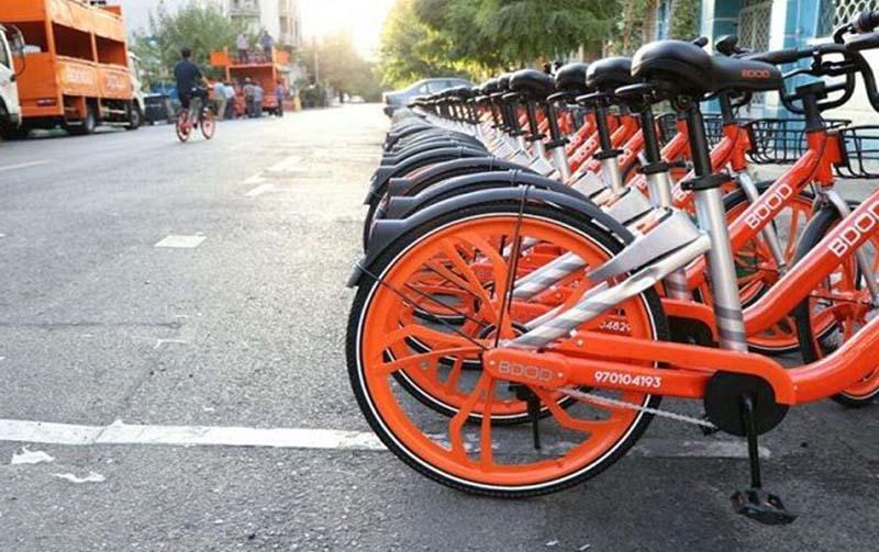 هزینه بالای بیدودها و بلا استفاده ماندن دوچرخه های لاکچری