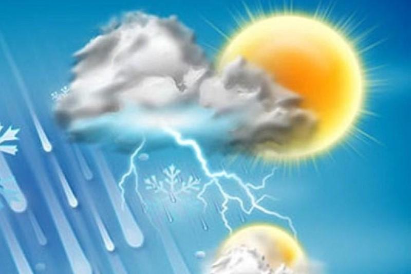 آخرین وضع آب و هوای کشور در ۹ بهمن ماه+جدول