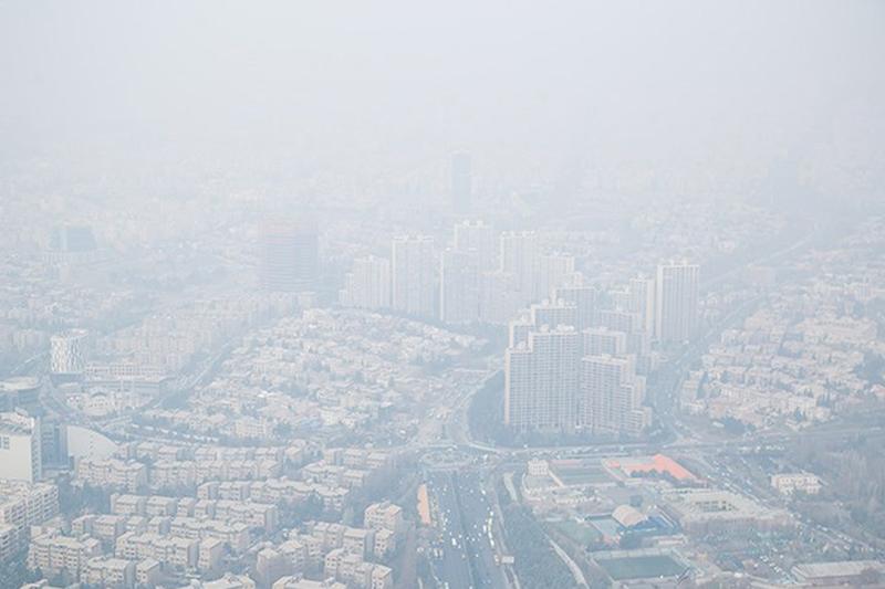 پرونده بوی نامطبوع تهران همچنان باز است