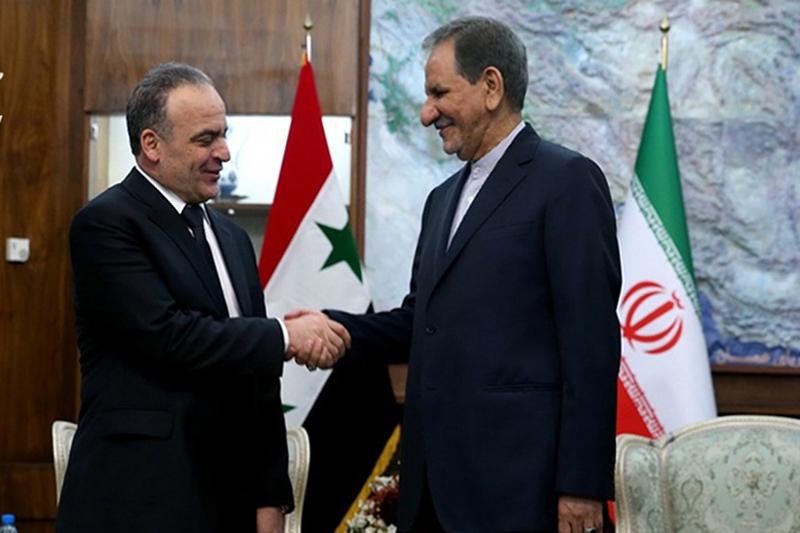 ۱۱ سند همکاری میان ایران و سوریه امضاء شد