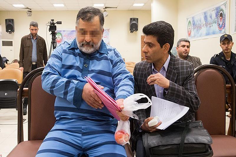 25 سال حبس برای آقای عمارت