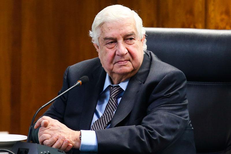 برای ادامه حضور ایران در سوریه اصرار داریم