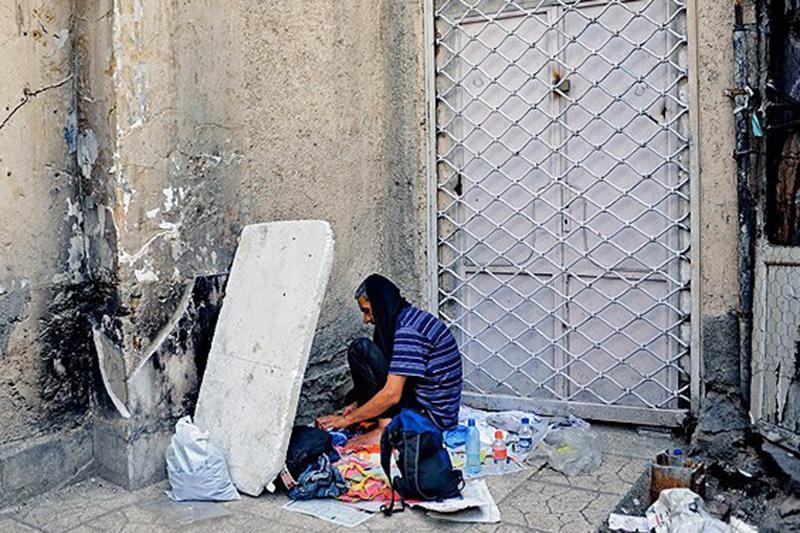 پاتوق معتادان در مناطق شوش، مولوی و هرندی جمع آوری می شود