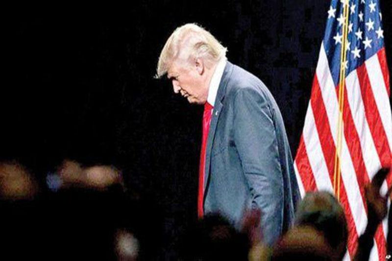 دولت آمریکا و لجبازی ترامپ