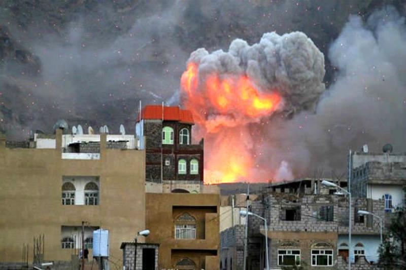 2  کودک یمنی در حمله هوایی رژیم سعودی به «صعده» یمن به شهادت رسیدند