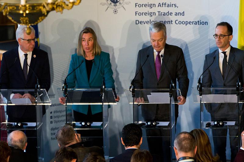 کانال ویژه مالی اروپا و ایران و تکرار هیچ!