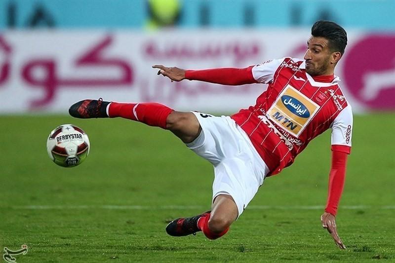 تمجید بازیکن پرسپولیس از تیم فوتبال قطر+عکس