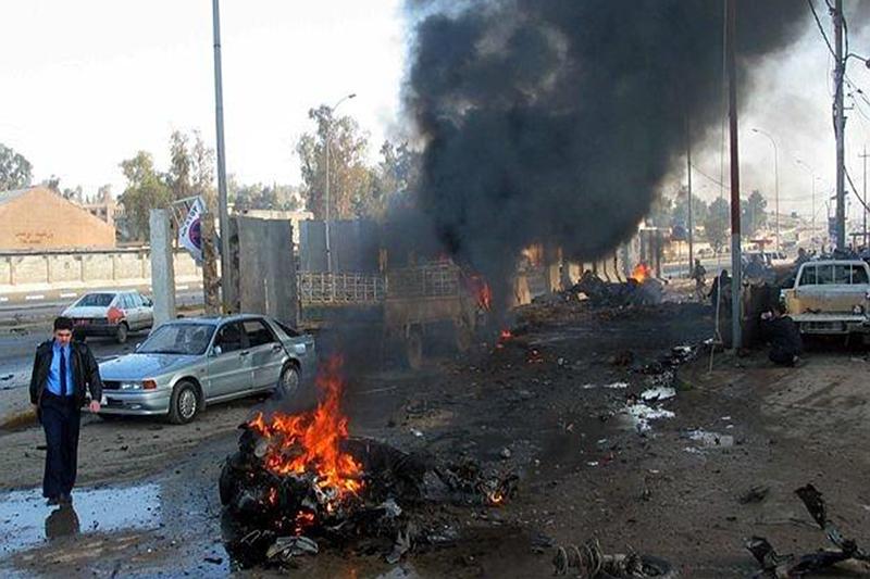 ۹ ایرانی در حمله تروریستی در صلاحالدین عراق زخمی شدند