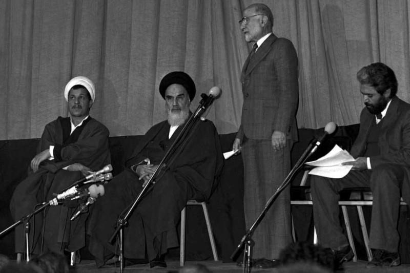 کارنامه دولت مهدی بازرگان از بهمن ۵۷ تا آبان ۵۸