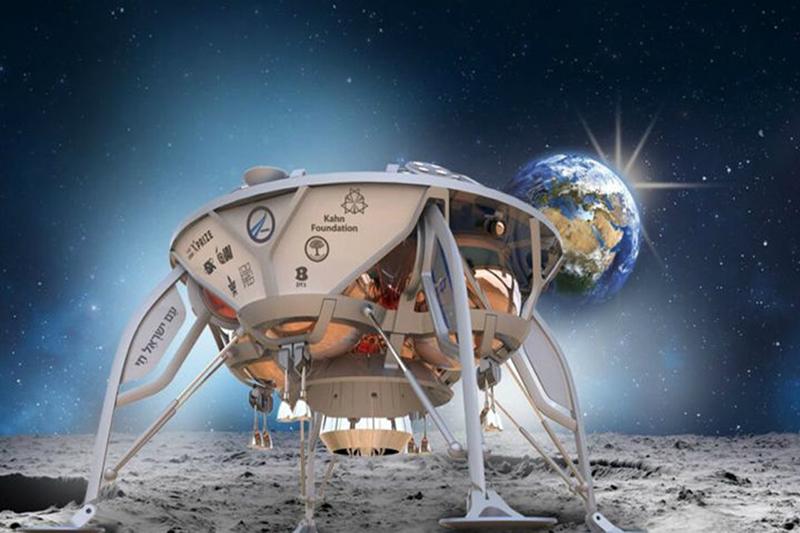 اسرائیل با کمک آمریکا به ماه میرود