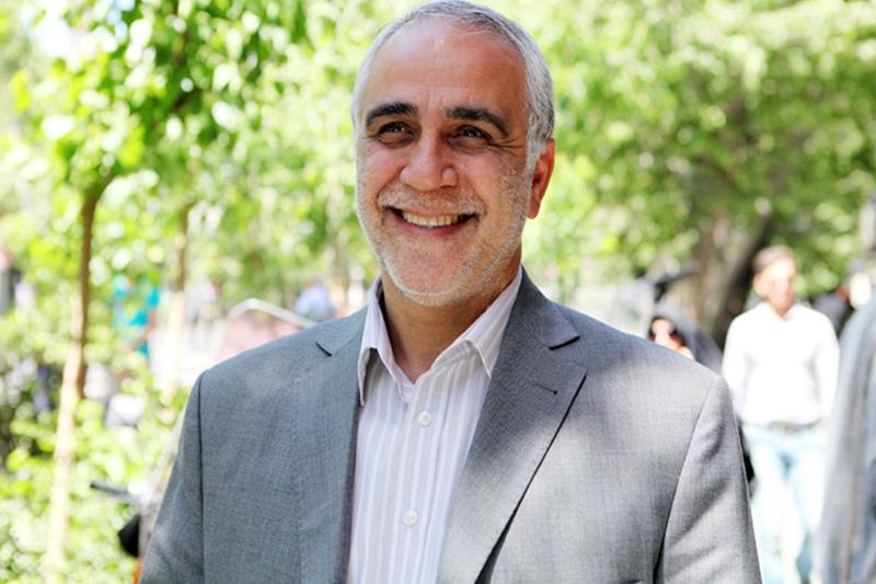 پرویز کاظمی آزاد شد