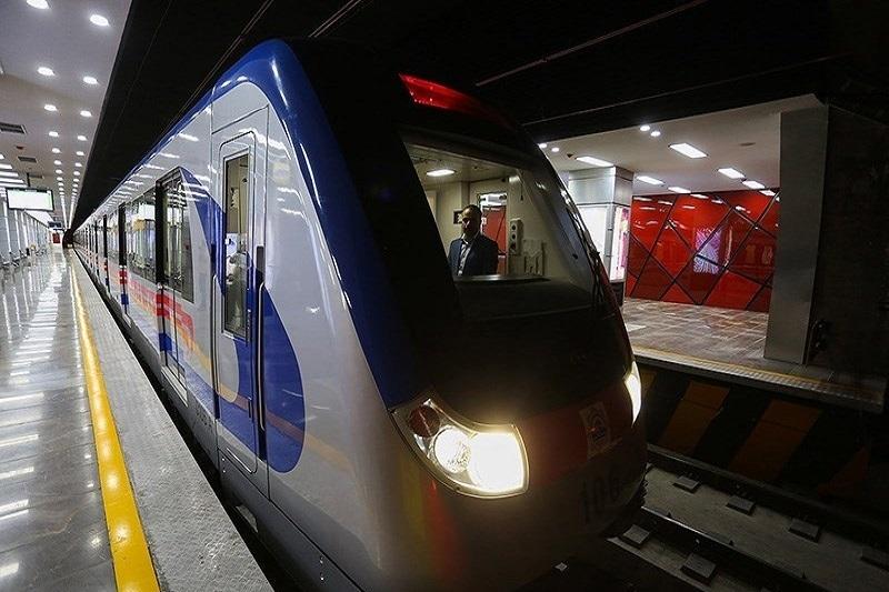 متروی تهران ۲۲ بهمن رایگان است