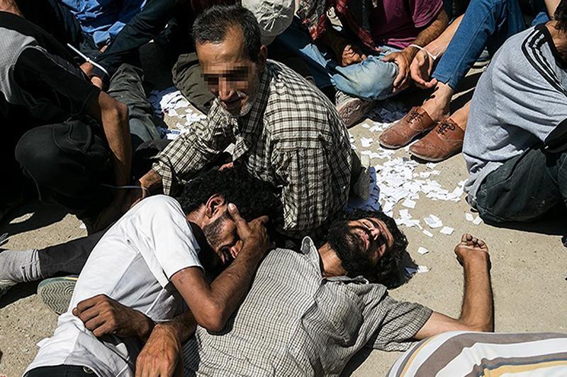 دستگیری 500 خردهفروش موادمخدر و پلمب ۷۰ خانه در شوش، مولوی و هرندی