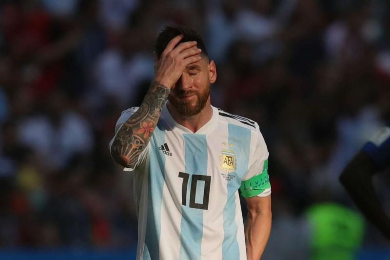 حضور مسی در تیم ملی آرژانتین منتفی میشود