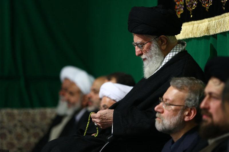 برگزاری اولین شب مراسم عزاداری حضرت زهرا (س) در حسینیه امام خمینی (ره)