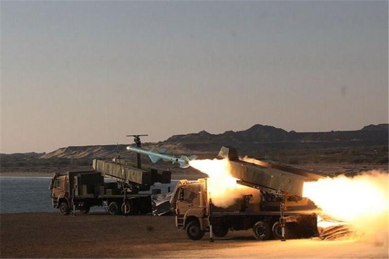 افزایش برد موشک های ساحل به دریا
