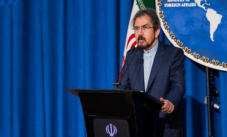 واکنش سخنگوی وزارت امور خارجه به سخنان رئیس جمهور آمریکا در کنگره