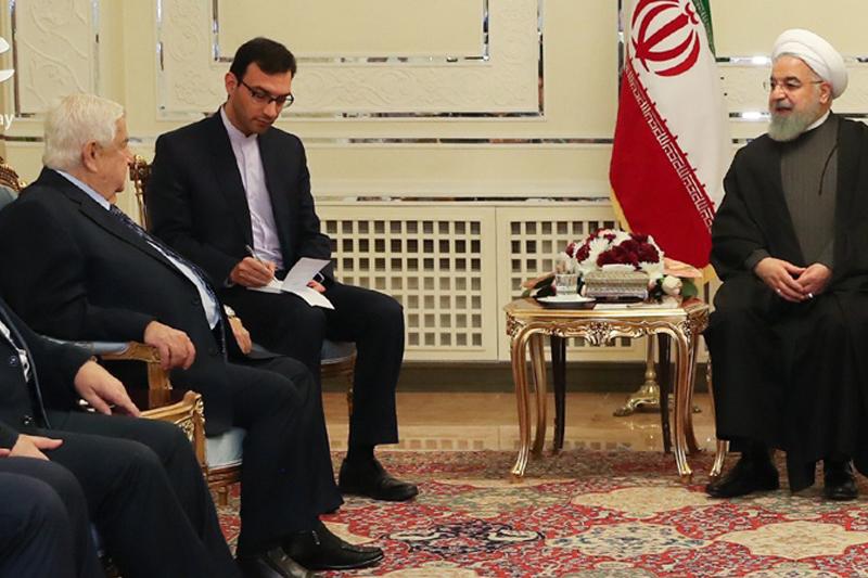 ثبات و امنیت کامل سوریه از اهداف مهم ایران است