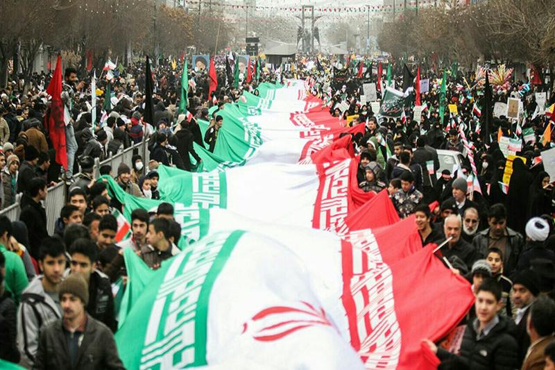 اعلام مسیرهای ۱۲گانه راهپیمایی ۲۲ بهمن در تهران