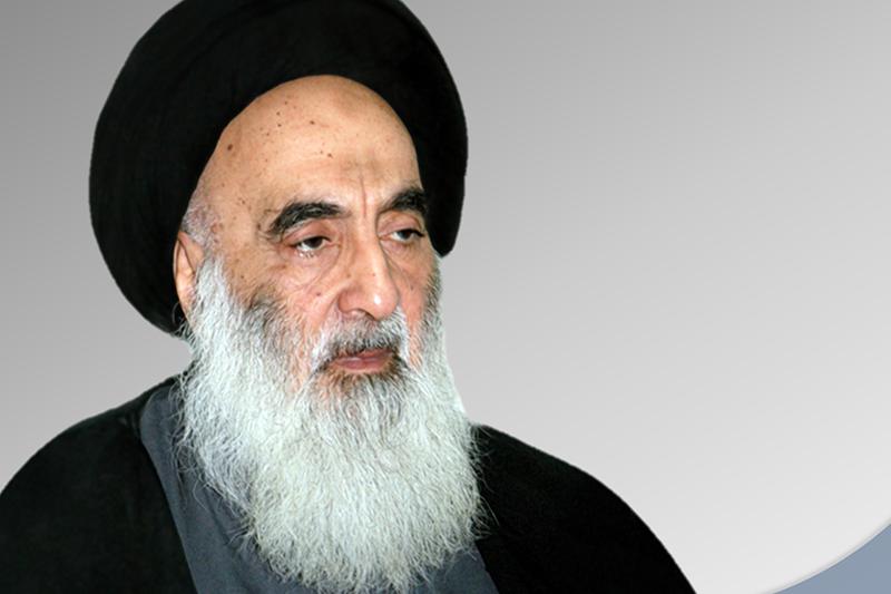 آیتالله سیستانی به تهدیدهای ترامپ علیه ایران واکنش نشان داد
