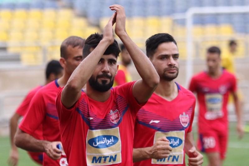 هافبک عراقی تیم پرسپولیس به دیدار مقابل پدیده میرسد