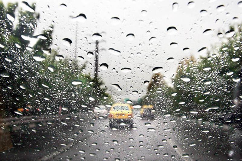 هوای تهران بارانی میشود