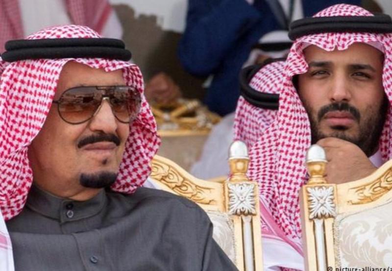 افشاگر اسرار خاندان آل سعود؛ توطئه پسر علیه پدر