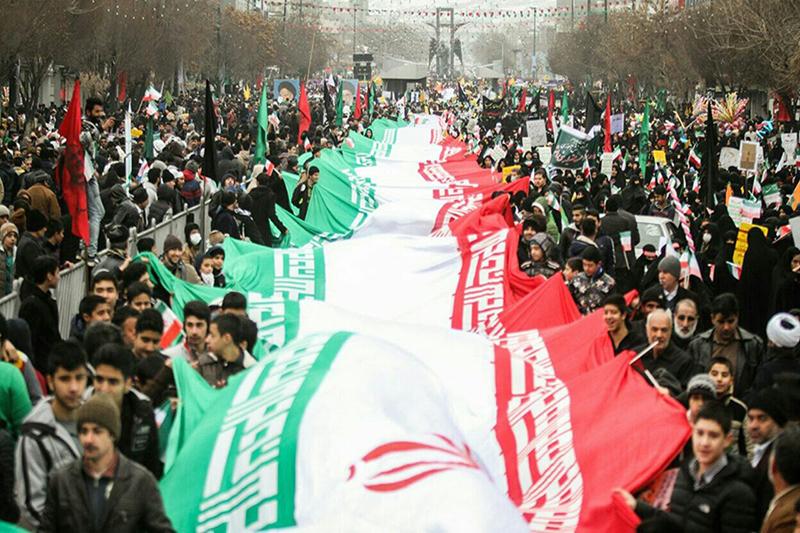 اعلام شعارهای راهپیمایی یومالله ۲۲ بهمن و مسیرهای ۱۲گانه راهپیمایی