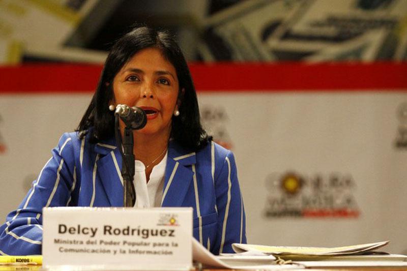 هشدار معاون رئیسجمهور ونزوئلا به حکام آمریکایی