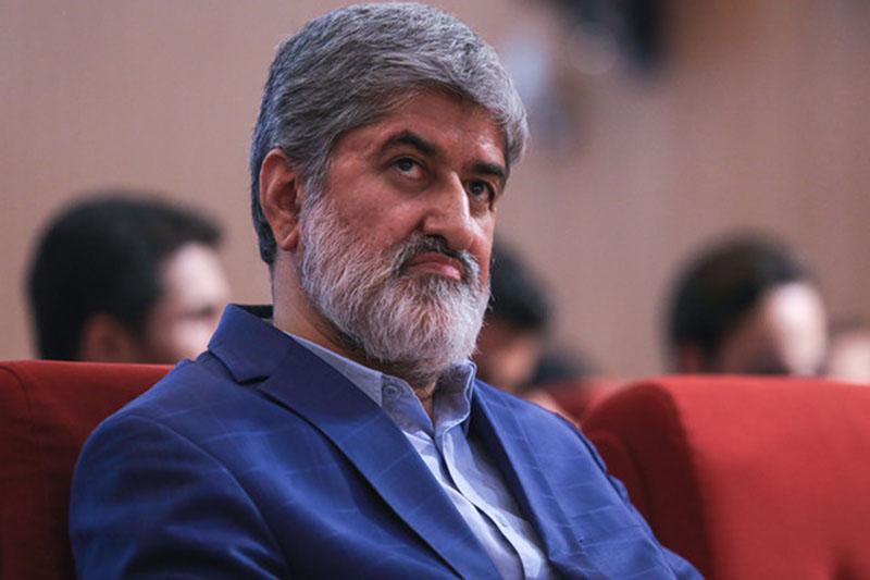 تاکید علی مطهری بر نظرش درباره نامههای امام