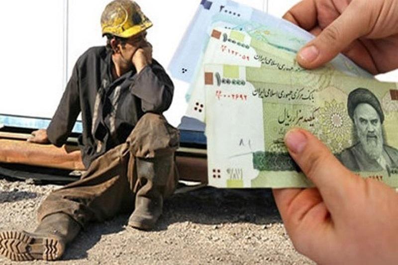 حقوق کارگر حداقل باید ۵ میلیون تومان شود