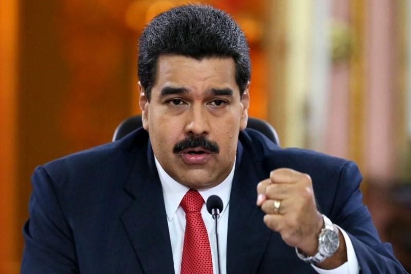 مادورو  کشورهای عربی و اسلامی را به همبستگی با کشورش فراخواند