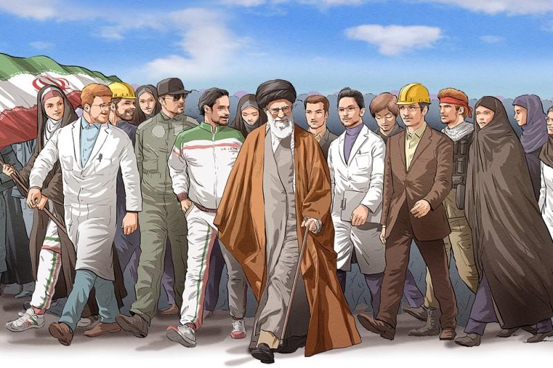 بیانیه «گام دوم انقلاب» رهبر معظم انقلاب خطاب به ملت ایران منتشر شد