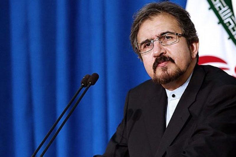 سخنگوی وزارت خارجه حادثه تروریستی سیستان و بلوچستان را محکوم کرد