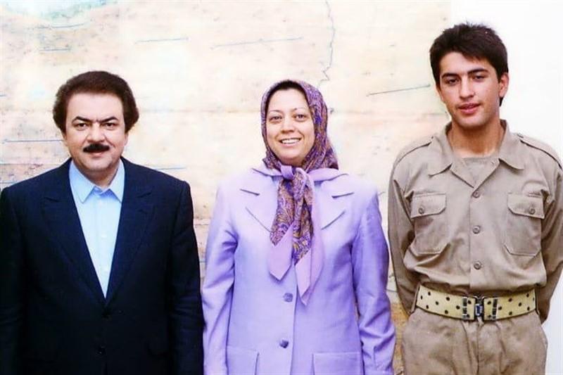 پسر مسعود رجوی افشاگری بیسابقهای علیه سازمان منافقین انجام داد+صوت و تصویر