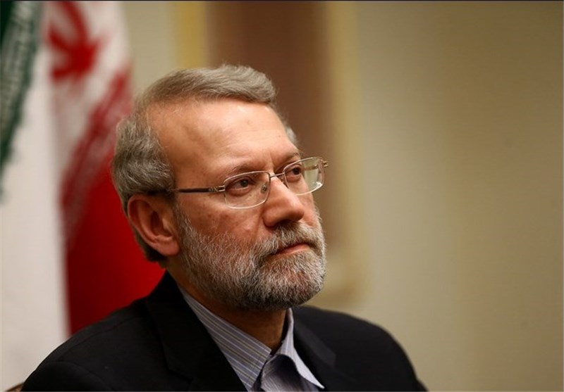 لاریجانی شهادت نیروهای سپاه در حمله انتحاری زاهدان را تسلیت گفت