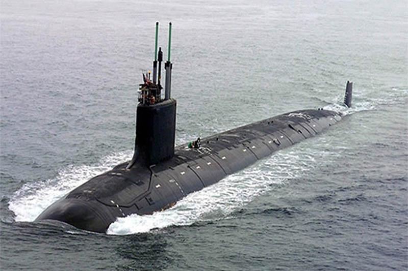 اولین زیردریایی نیمهسنگین ایران به موشک کروز تجهیز شد