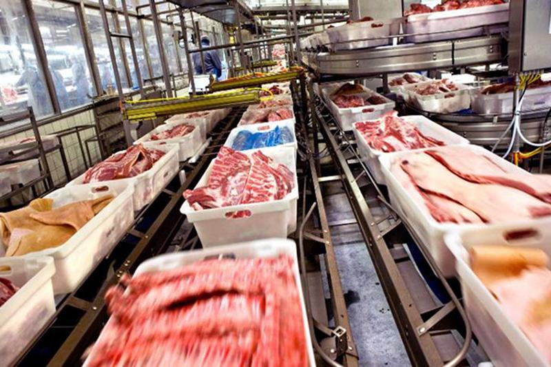 مشکلات توزیع گوشت گرم و واردات آن به کشور