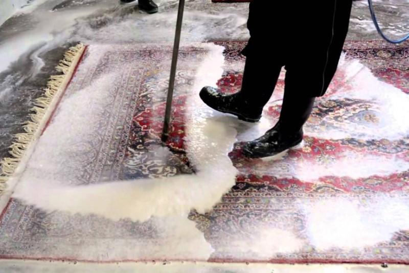 هزینه شستوشوی انواع فرش و موکت + جدول