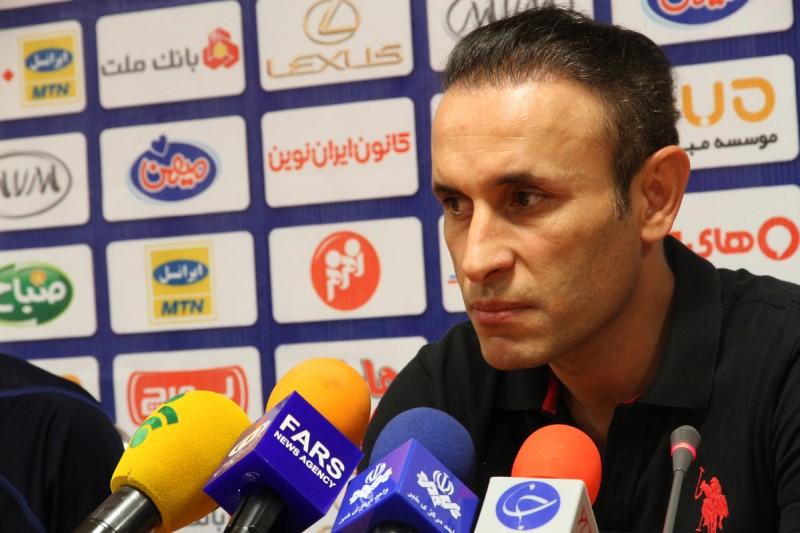 گل محمدی: بازیکنان ما اکثرا بیتجربه و جوان هستند