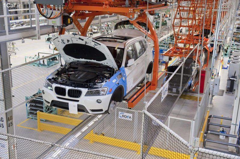 رئیس انجمن قطعهسازان: مهمترین علت کاهش تولید خودرو تحریم است