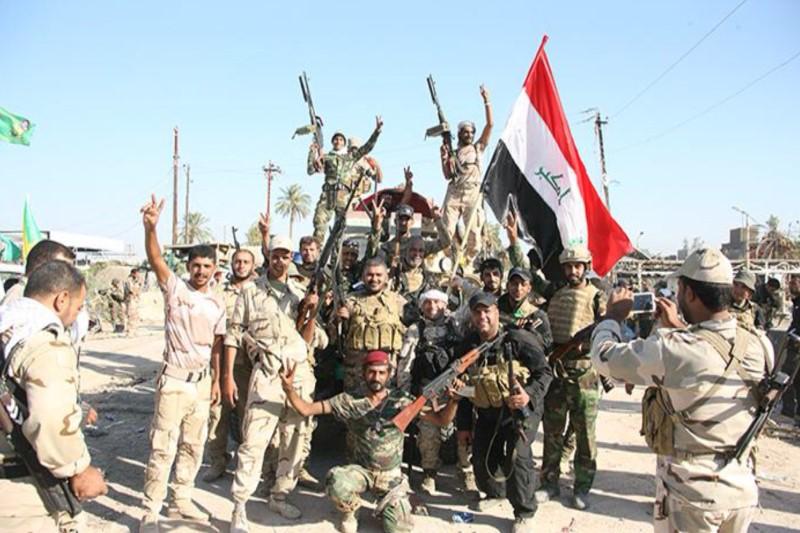 نقش غیرقابل انکار «حشد شعبی» در شکست داعش